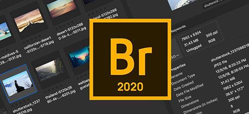 1 101 - دانلود Adobe Bridge CC 2020 v10.0.0.131 نرم افزار مدیریت عکس شرکت ادوبی