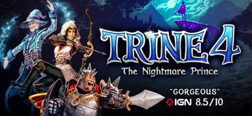 1 43 - دانلود بازی Trine 4 The Nightmare Prince برای PC