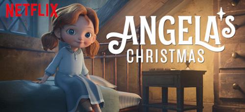 2 30 - دانلود انیمیشن Angela's Christmas 2017 با دوبله فارسی