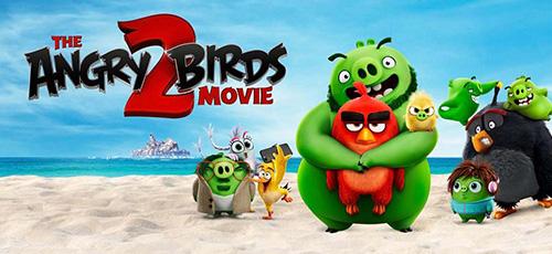 2 55 - دانلود انیمیشن The Angry Birds Movie 2 2019 با دوبله فارسی
