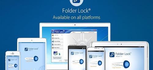Folder Lock 500x230 - دانلود Folder Lock 7.8.0 رمزگذاری روی فولدر ها و فایل ها