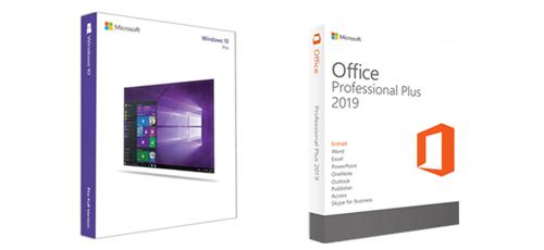 Win 10 Office 2019 1 500x230 - دانلود Windows 10 Pro 1903 Build 18362.408 + Office 2019 October 2019 ویندوز 10 به همراه آفیس 2019