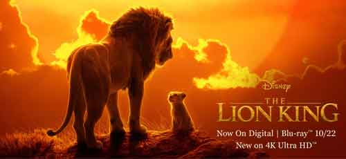 the lion king - دانلود انیمیشن The Lion King 2019 با زیرنویس فارسی