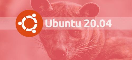 1 114 - دانلود Ubuntu 20.04.1 LTS (Focal Fossa) لینوکس اوبونتو