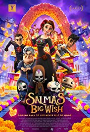 1 24 - دانلود انیمیشن Salma's Big Wish 2019 با دوبله فارسی