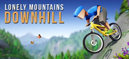 1 26 - دانلود بازی Lonely Mountains Downhill برای PC