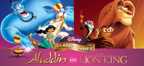1 4 - دانلود بازی Disney Classic Games Aladdin and The Lion King برای PC