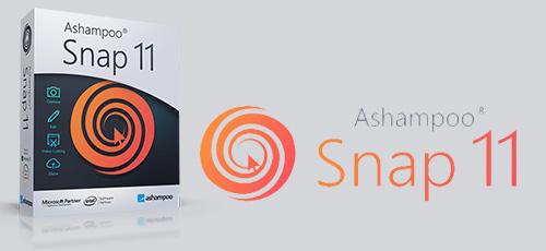 1 44 - دانلود Ashampoo Snap 11.0.0 عکسبرداری و فیلمبرداری از محیط ویندوز