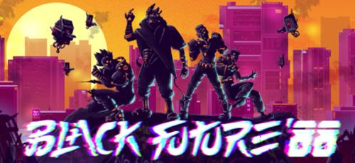 1 97 - دانلود بازی Black Future 88 برای PC