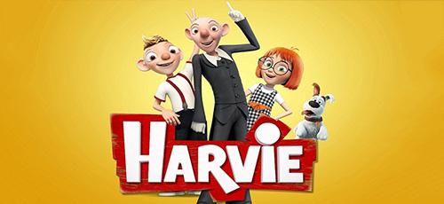 2 20 - دانلود انیمیشن Harvie and the Magic Museum 2017 با دوبله فارسی