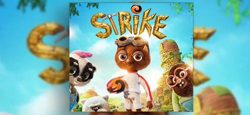 2 31 - دانلود انیمیشن Strike 2018 با دوبله فارسی