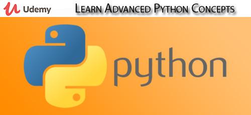 2 32 - دانلود Udemy Learn Advanced Python Concepts آموزش پیشرفته مفاهیم پایتون