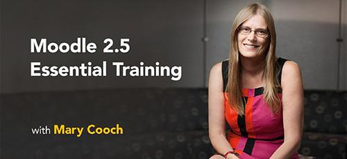 2 68 - دانلود Lynda Moodle 2.5 Essential Training آموزش مودل 2.5