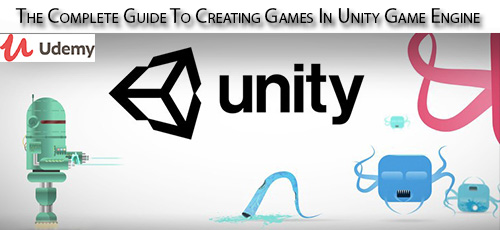 3 42 - دانلود Udemy The Complete Guide To Creating Games In Unity Game Engine آموزش کامل ساخت بازی با موتور یونیتی