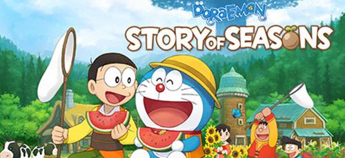 دانلود بازی Doraemon Story of Seasons برای PC
