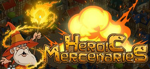 دانلود بازی Heroic Mercenaries برای PC