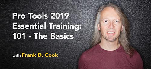 10 - دانلود Lynda Pro Tools 2019 Essential Training: 101 - The Basics آموزش نرم افزار پرو تولز 2019