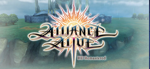 1 107 - دانلود بازی The Alliance Alive HD Remastered برای PC