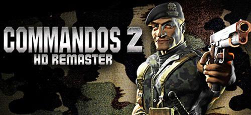 1 117 - دانلود بازی Commandos 2 HD Remaster برای PC