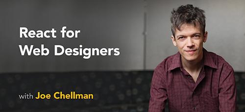 1 119 - دانلود Lynda React for Web Designers (2019) آموزش ری اکت برای طراحان وب