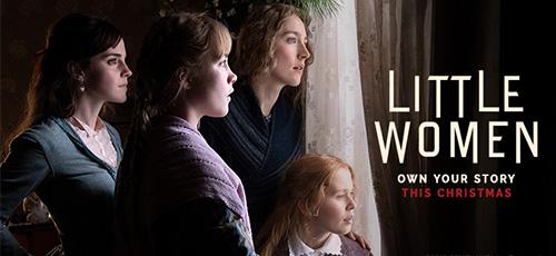 1 130 - دانلود فیلم Little Women 2019 زنان کوچک با دوبله فارسی