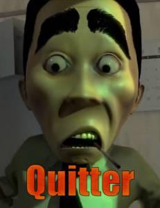 1 15 231x300 - دانلود انیمیشن Quitter 2019 با دوبله فارسی