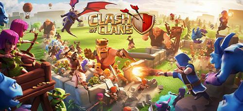 دانلود Clash of Clans 13.180.16 بازی آنلاین جنگ قبیله ها اندروید
