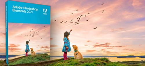 1 160 - دانلود Adobe Photoshop Elements 2021.2 v19.2 نسخه ای متفاوت از فتوشاپ