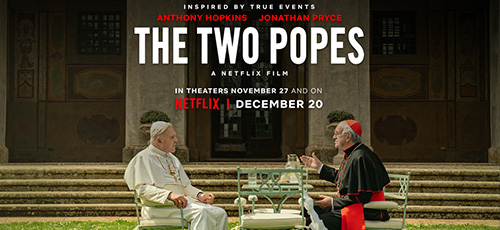 1 64 - دانلود فیلم The Two Popes 2019 دو پاپ با زیرنویس فارسی
