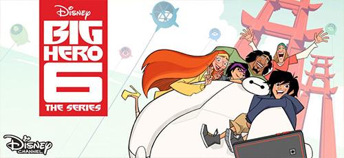 1 68 - دانلود انیمیشن Big Hero 6: The Series شش ابرقهرمان با دوبله فارسی
