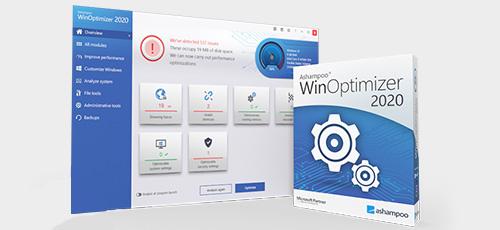 1 78 - دانلود Ashampoo WinOptimizer 2020.17.00.24 بهینه ساز ویندوز