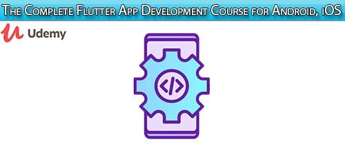 1 8 - دانلود Udemy The Complete Flutter App Development Course for Android, iOS آموزش کامل توسعه اپ های اندروید و آی او اس با فلاتر