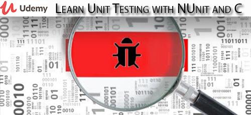 1 82 - دانلود #Udemy Learn Unit Testing with NUnit and C آموزش تست واحد با ان یونیت و سی شارپ