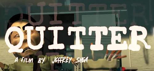 2 10 - دانلود انیمیشن Quitter 2019 با دوبله فارسی