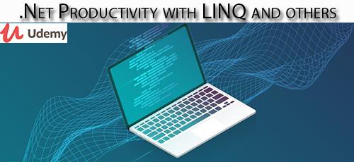 2 104 - دانلود Udemy .Net Productivity with LINQ and others آموزش تولید محصولات دات نت با لینک و سایر