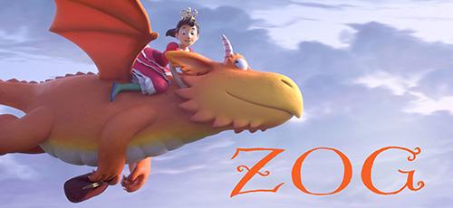 2 117 - دانلود انیمیشن Zog 2018