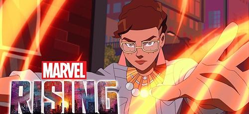 2 36 - دانلود انیمیشن Marvel Rising:Playing with Fire 2019