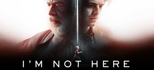 2 60 - دانلود فیلم سینمایی I'm Not Here 2017 دوبله فارسی