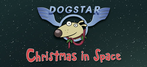 2 95 - دانلود انیمیشن Dogstar Christmas in Space 2016 با دوبله فارسی