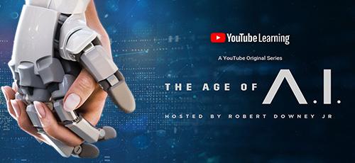 دانلود مستند The Age of A.I. 2019 عصر هوش مصنوعی