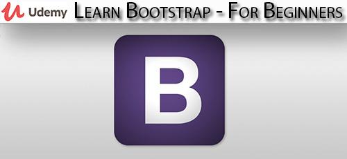 3 34 - دانلود Udemy Learn Bootstrap - For Beginners آموزش مقدماتی بوت استرپ