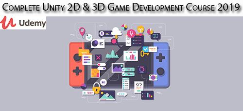 8 3 - دانلود Udemy Complete Unity 2D & 3D Game Development Course 2019 آموزش کامل توسعه بازی دو بعدی و سه بعدی با یونیتی
