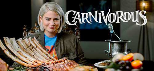 0 9 - دانلود مستند Carnivorous 2019 گوشت خوار فصل اول
