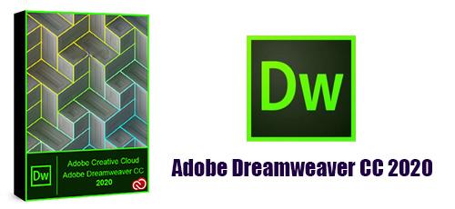 1 108 - دانلود Adobe Dreamweaver CC 2020 v20.1.0.15211 ابزار فوق العاده طراحی وب