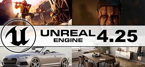 1 113 - دانلود Unreal Engine 4.25 Master Source Code موتور بازی سازی آنریل انجین