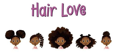 1 42 - دانلود انیمیشن Hair Love 2019 عشق مو