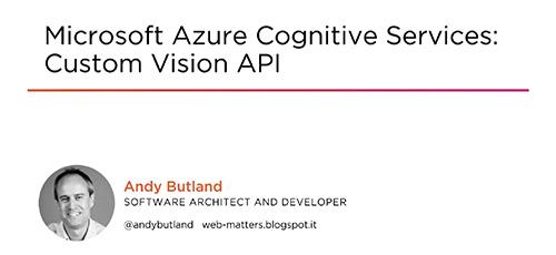 1 47 - دانلود Pluralsight Microsoft Azure Cognitive Services: Custom Vision API سرویس های شناختی مایکروسافت آژور