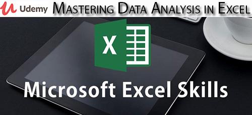 1 71 - دانلود Udemy Mastering Data Analysis in Excel آموزش تسلط بر آنالیز داده ها در اکسل