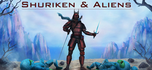 1 84 - دانلود بازی Shuriken and Aliens برای PC