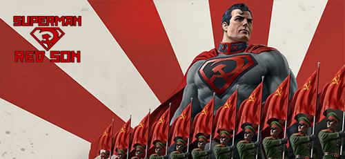 1 97 - دانلود انیمیشن Superman: Red Son 2020 با دوبله فارسی